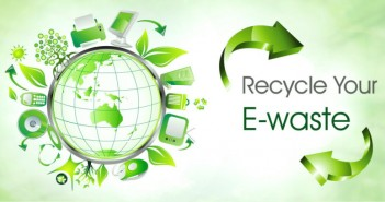 Efficient E-Waste Disposal Recycling